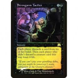 Strongarm Tactics Foil