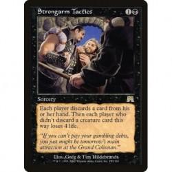 Strongarm Tactics