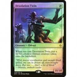 Desolation Twin Foil