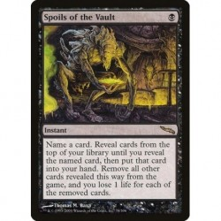Spoils Of The Vault