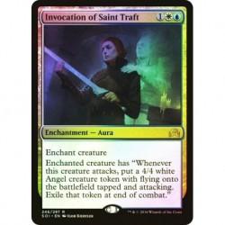 Invocation Of Saint Traft (foil)
