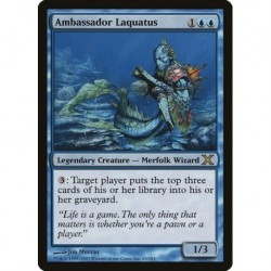 Ambassador Laquatus