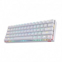 Teclado Gamer Mecanico Draconic K530rgb White