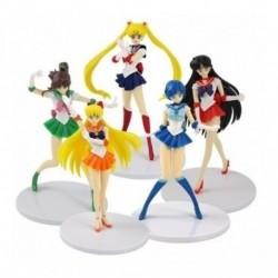 Sailor Moon Set X 5