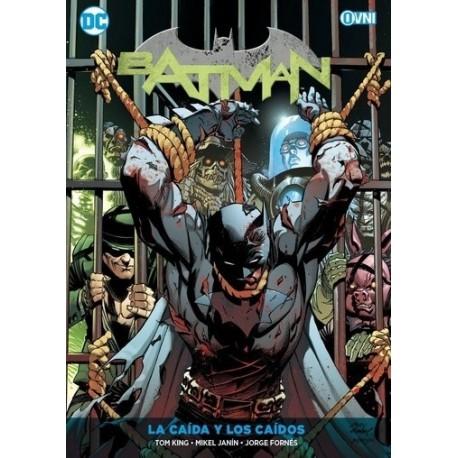 Batman Vol.10: La Caída Y Los Caídos