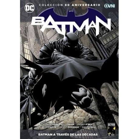 Batman: Colección 80 Aniversario Vol.01 - Batman A Través De Las Décadas