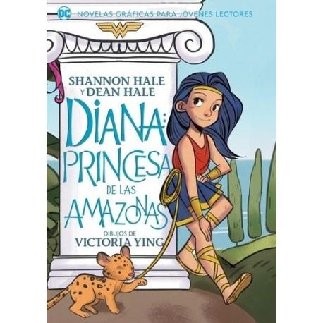 Diana Princesa De Las Amazonas (la Novela Grafica)