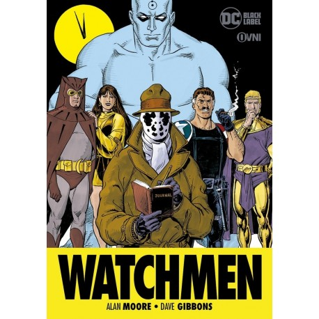 Watchmen (dc Black Label) (3ra Edición)