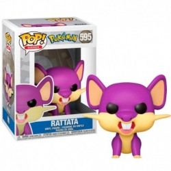 Funko Pop 595 Pokemon S3 - Rattata