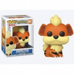 Funko Pop 597 Pokemon S3 - Growlithe