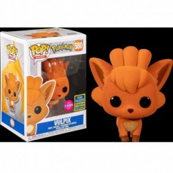 Funko Pop 580 Pokemon - Vulpix (fl) Sdcc 2020