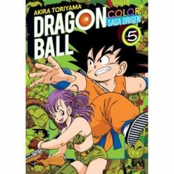 Dragon Ball Color: Saga Origen 05