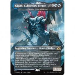 Gyruda, Doom Of Depths (gigan, Cyberclaw Terror) (godzilla Series)