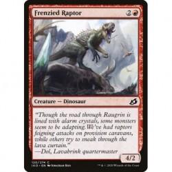 Frenzied Raptor (foil)