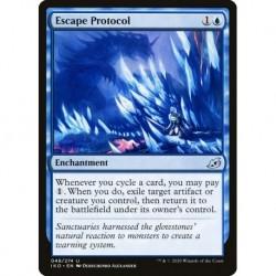 Escape Protocol (foil)