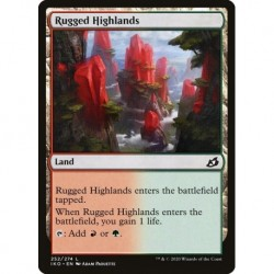 Rugged Highlands (foil)