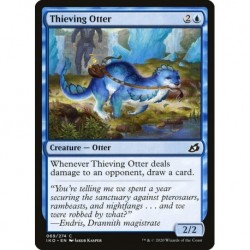 Thieving Otter (foil)