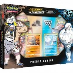 Pokemon Champions Path Special Pin Collection Auriga