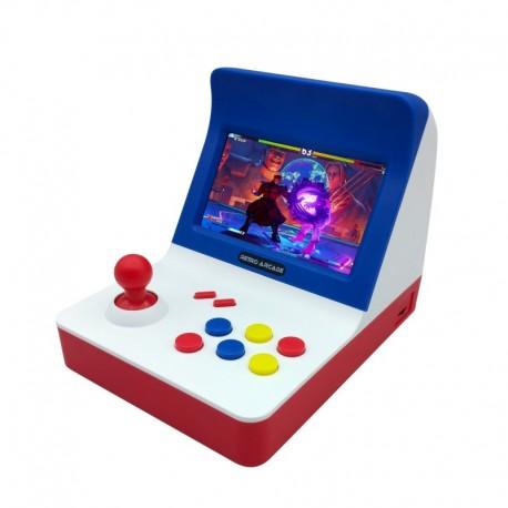 Mini Arcade Game Console Pantalla 7 Pulgadas +2 Joysticks+hdmi