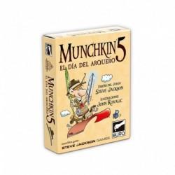 Munchkin 5: El Día Del Arquero