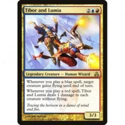 Tibor And Lumia