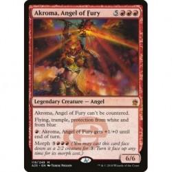 Akroma, Angel Of Fury