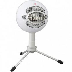 Microfono Logitech Blue Snowball Ice White
