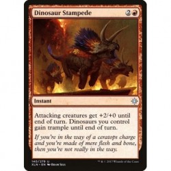 Dinosaur Stampede