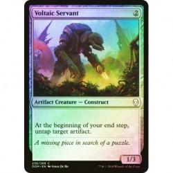Voltaic Servant (foil)