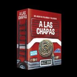 A Las Chapas (bombero)