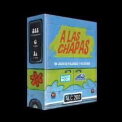 A Las Chapas (máquina Del Misterio)