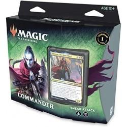 Mazo Magic Commander Zendikar Rising Ataque Furtivo