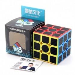 Cubo 3x3x3 Carbono Meilong