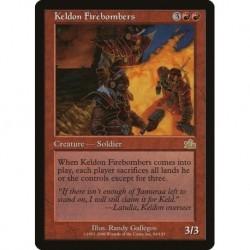 Keldon Firebombers