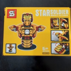 Star Soldier Sy 7502 C