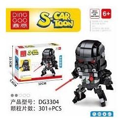 Simil Lego Ding Gao Dg3304