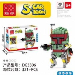 Simil Lego Ding Gao Dg3306