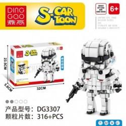 Simil Lego Ding Gao Dg3307
