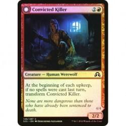 Convicted Killer // Branded Howler (foil)