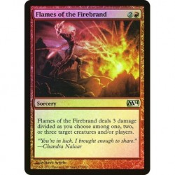 Flames Of The Firebrand (foil)