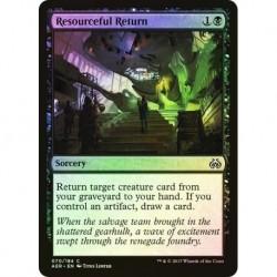 Resourceful Return (foil)
