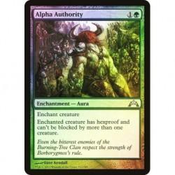 Alpha Authority (foil)