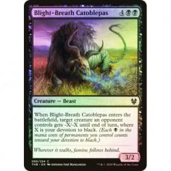 Blight-breath Catoblepas (foil)