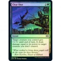 Clear Shot (foil)
