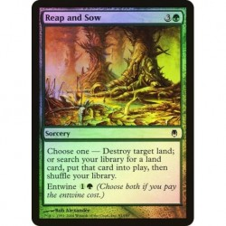 Reap And Sow (foil)