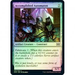 Accomplished Automaton (foil)