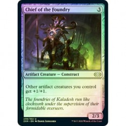 Chief Of The Foundry (foil)