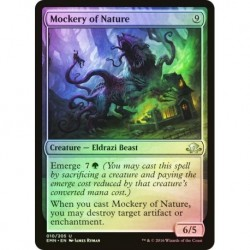 Mockery Of Nature (foil)