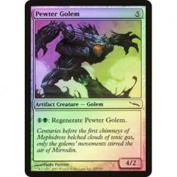 Pewter Golem (foil)