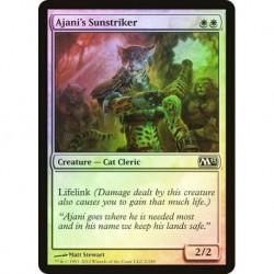 Ajani´s Sunstriker (foil)
